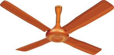 Luminous Obsession 4 Blade Ceiling Fan(Copper, Pack of 1) at flipkart