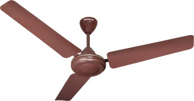 Havells Velocity HS 3 Blade Ceiling Fan(Brown)  available at flipkart for Rs.2109