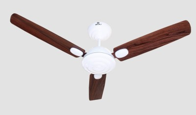 Bajaj Shinto 1200 mm Ceiling Fan (Wenge Wood)
