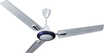 Havells Vogue Plus Decorative 1200 mm Ceiling Fan (Silver Blue)