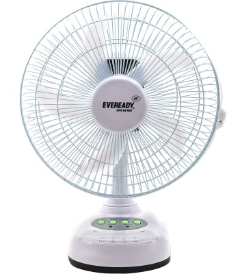 Eveready-RF-04-Rechargeable-Table-Fan-(with-LED)