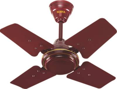 Surya-Sparrow-4-Blade-(600mm)-Ceiling-Fan