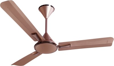 Orient Adena 3 Blade Ceiling Fan(Topaz Gold, Antique Copper, Pack of 1) at flipkart