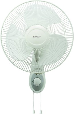 Havells-Platina-3-Blade-(400mm)-Wall-Fan