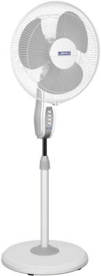 Luminous MojoHSWF 1200 mm 3 Blade Pedestal Fan(White, Pack of 1)