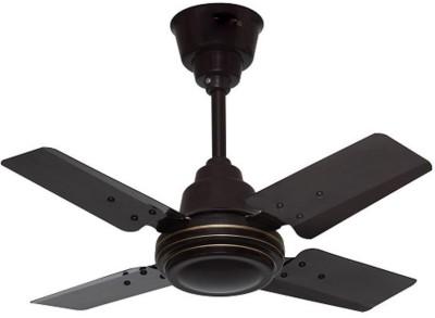 Sameer Gati 24 4 Blade Ceiling Fan(Brown, Pack Of 1)