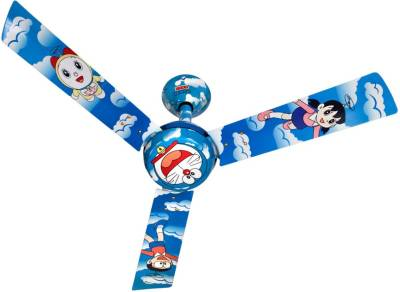Usha-Doraemon-Copter-3-Blade-(1200mm)-Ceiling-Fan