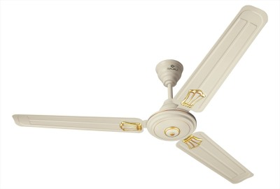 Bajaj Bahar Deco 1200 mm 1200 mm 3 Blade Ceiling Fan(White)