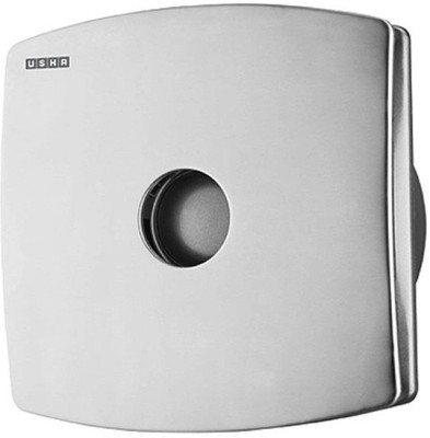 Usha Crisp Air Premia 6 Blade Exhaust Fan(Silver) at flipkart