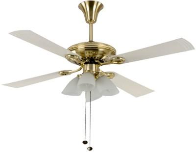 Usha Fontana Lotus 4 Blade Ceiling Fan(Gold)  available at flipkart for Rs.5999
