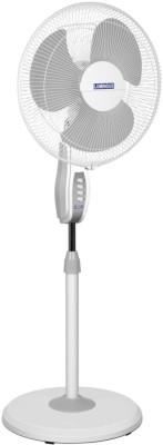 Luminous Mojo HS Pedestal Fan (White)