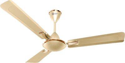 Orient Electric Gratia 1200 mm 1200 mm 3 Blade Ceiling Fan(Metallic Ivory, Pack of 1)