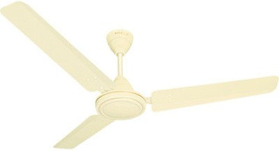 Havells Pacer 3 Blade Ceiling Fan(Yellow, White)  available at flipkart for Rs.1950