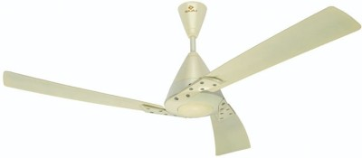 Bajaj Euro 1200 mm Bianco 3 Blade Ceiling Fan(BIANCO)  available at flipkart for Rs.2590