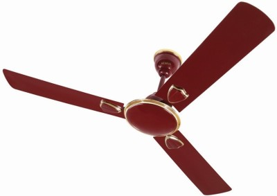 Surya Vortex Ceiling Fan (Brown)