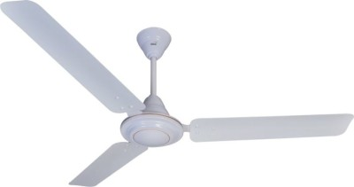 Omega Funny 48 inch 1220 mm 3 Blade Ceiling Fan(White) at flipkart