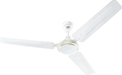 Eveready Fab M 3 Blade Ceiling Fan(White)