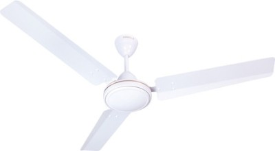 Havells Velocity-HS 3 Blade Ceiling Fan(White)  available at flipkart for Rs.2039