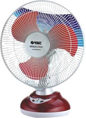 Orbit-RF-1290-3-Blade-Table-Fan