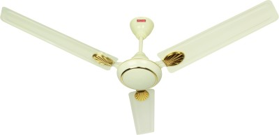Sameer Gati 3 Blade Ceiling Fan(White)