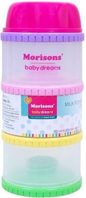Morisons Baby Dreams Milk powder container  - Plastic(Multicolor) at flipkart