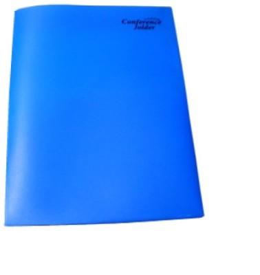 Solo Conference Folder(Set Of 4, Blue)