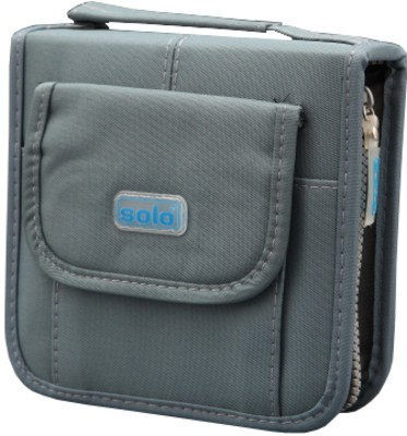 Solo Computer CD Wallet(Set Of 2, Grey)  available at flipkart for Rs.470