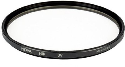 Hoya 77Mm Hd Hardened Glass 8-Layer Multi-Coated Digital Uv - Ultra Violet - Filter Black & White Filter(77 mm)