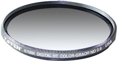 Tiffen 67Mm Digital Ht Grad Nd 0.6 Titanium Filter Clear Filter 67 mm