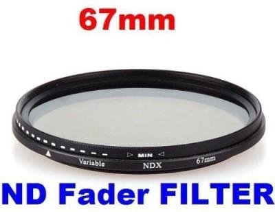 Neewer 67Mm Nd Fader Neutral Density Adjustable Variable Filter ND Filter(67 mm) 1