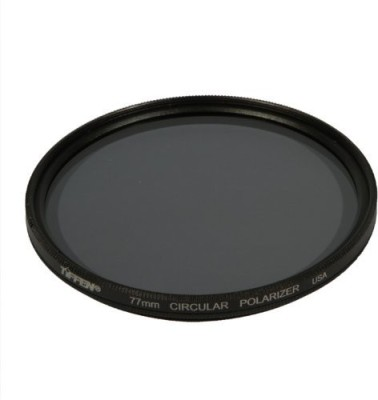 Tiffen 77Mm Circular Polarizer Polarizing Filter  CPL  77 mm