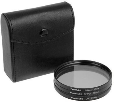 Fotodiox Inc. Filter Kit- Uv Circular Polarizer Soft Diffuser 77Mm Polarizing Filter (CPL)(77 mm)