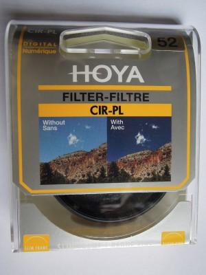Hoya 52 mm Circular Polarizer Filter  available at flipkart for Rs.1899