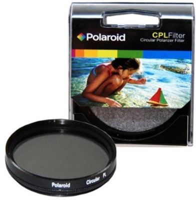Polaroid Optics 77Mm Cpl Circular Polarizer Filter Polarizing Filter (CPL)(77 mm)
