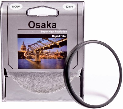 Osaka 52 mm Multi Coated UV Filter   4 Layer Coated   UV Filter