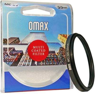 Omax 55mm Multi Coated UV Filter
