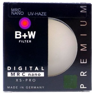 B + W 77Mm Xs-Pro Clear Uv Haze With Multi-Resistant Nano Coating 010M UV Filter(77 mm)