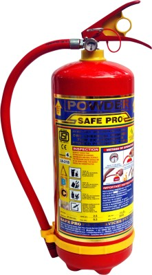 Safepro SGHFLRD-6KG Fire Extinguisher Mount(6 kg) at flipkart
