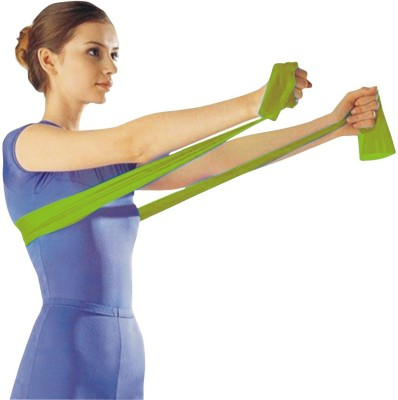 OPPO Fitness Band Resistance Band Green, Pack of 1 OPPO Fitness Bands