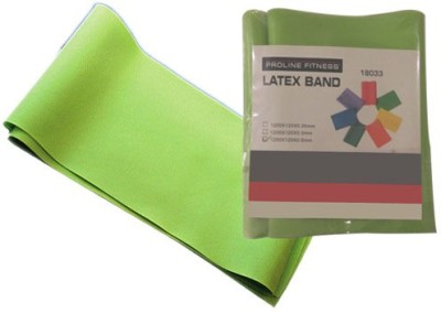 Proline Fitness Proline Fitness 18033_Green Latex Band Resistance Band(Green, Pack of 1)  available at flipkart for Rs.178