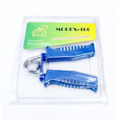 Morex 100 Hand Grip/Fitness Grip Blue Morex Hand Grips