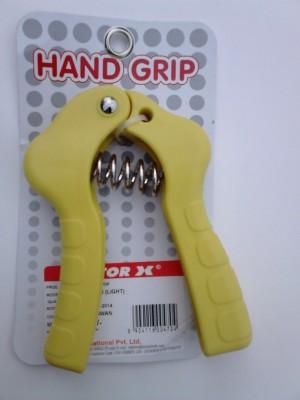 Vector X Tf 2000  Light  Hand Grip/Fitness Grip Yellow Vector X Hand Grips