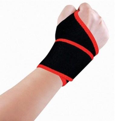 BFitusa Wrist Support Hand Grip/Fitness Grip Black