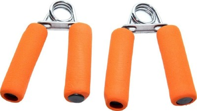Ramco Sports Finest Pack Of 2 Hand Grip/Fitness Grip Orange Ramco Hand Grips