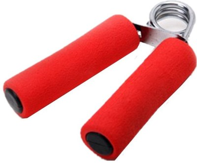 Ramco Sports Finest Pack Of 2 Hand Grip/Fitness Grip Red Ramco Hand Grips