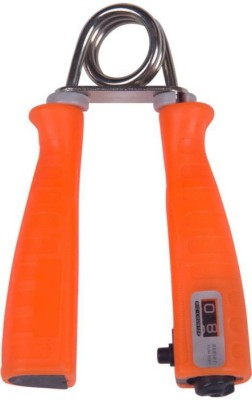 Sports Solutions Pro Strength Developer With Counter Hand Grip/Fitness Grip Orange Sports Solutions Hand Grips