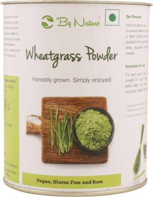 By Nature Organic Wheat Grass Powder(100 g)  available at flipkart for Rs.300