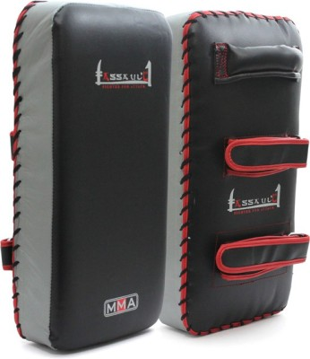 Xpeed Straight Kick Kicking Shield Black Xpeed Boxing Focus Pad