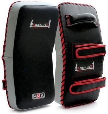 Xpeed MMA Or Taekwondo Thai Pad Red, Black, Grey Xpeed Boxing Focus Pad