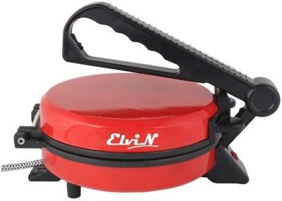 Elvin Electric Machine For Papad Maker Phulka Chapati Roti/Khakhra Maker(Cheery)  available at flipkart for Rs.1025